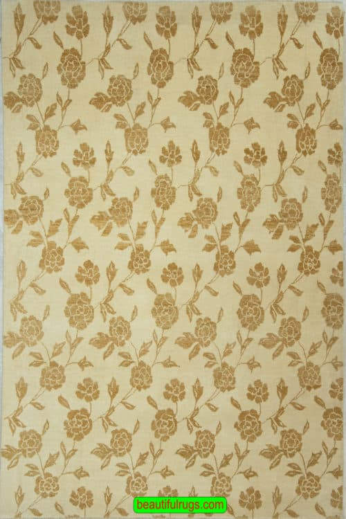 Modern Rugs, Small Rugs for Living Rooms, Rugs from India, main image, size 6.4x8