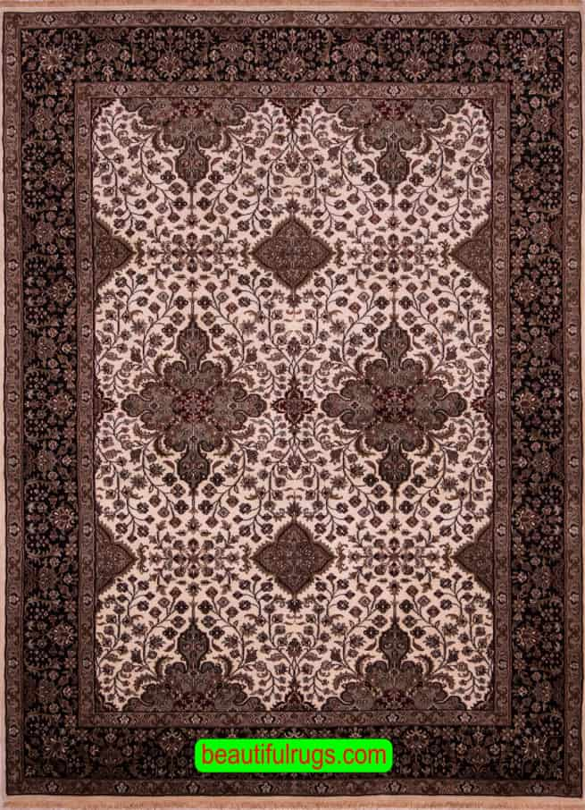 Persian Pattern Rug, Traditional Oriental Rug, size 6.2x9.1, main image